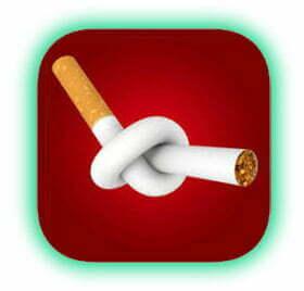 Rauchfrei App - Nichtraucher Coach