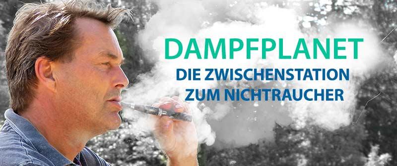 Dampfplanet – Zwischenstation zum Nichtraucher