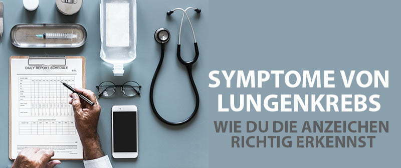 Symptome Lungenkrebs