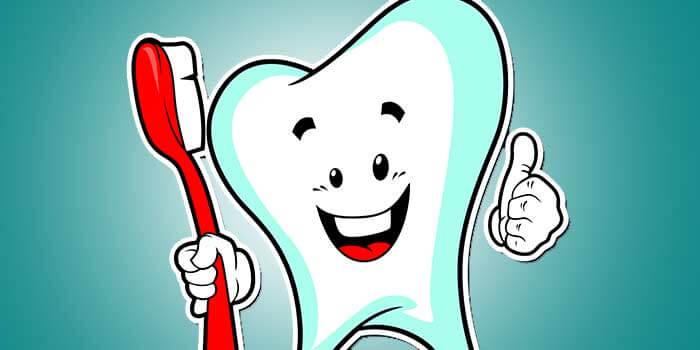 Zahnfleischentzündung durch regelmäßiges Zähneputzen vermeiden