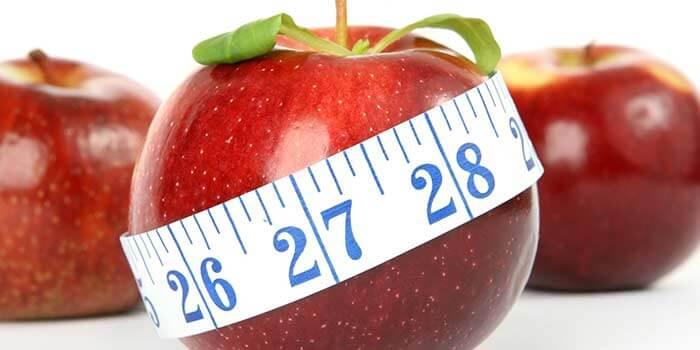 Ernährungsplan auf Low Fat Basis